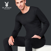 Dandy men's Cotton Long Johns V neck sweater young cotton thin thermal underwear sets