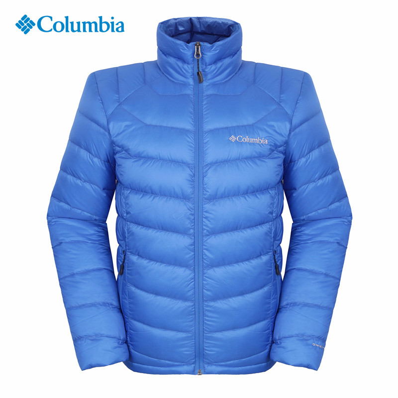 Outlets Colombia Outdoor Men's Thermal Reflective Warming 900 Fluffy White Down PM5402