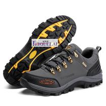 Special couple outdoor climbing shoes non-slip wear resistant breathable hiking shoe for men and women mesh shoes low
