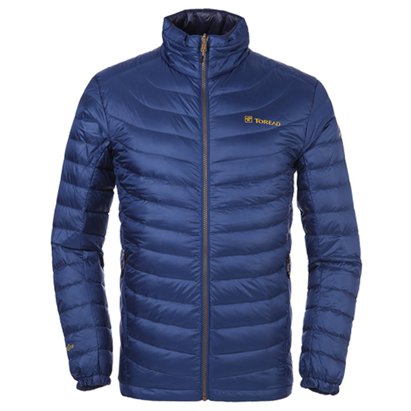 Pathfinder Autumn and winter new couples men and women white duck down cashmere 95% ultralight warm down jacket