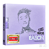 Genuine car CD song Eason Eason Chan cd you give me a good car cd disc 2cd