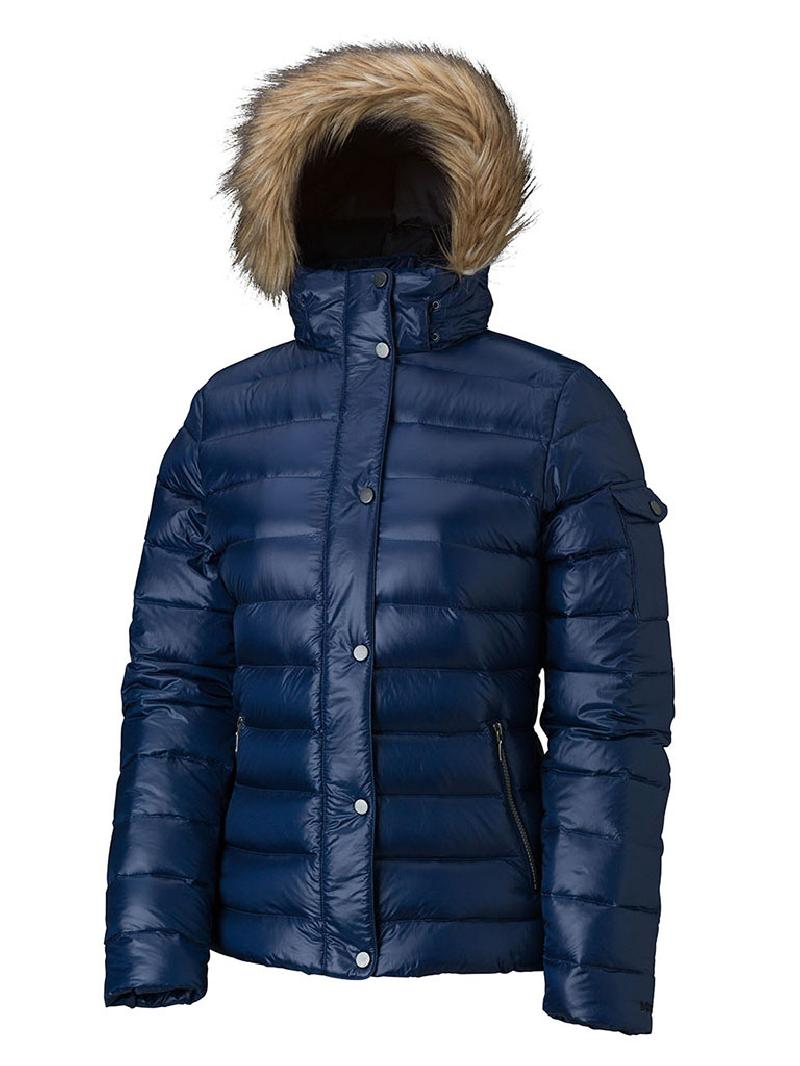American Direct Mail MARMOT/Ma Mo Shan 78050 Woman Waterproof Fluffy 700 Outdoor Downwear