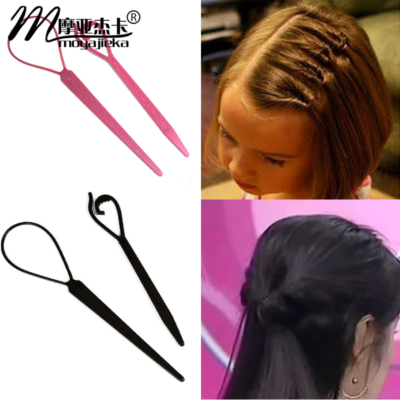 New style hair curler of mohajica horsetail needle