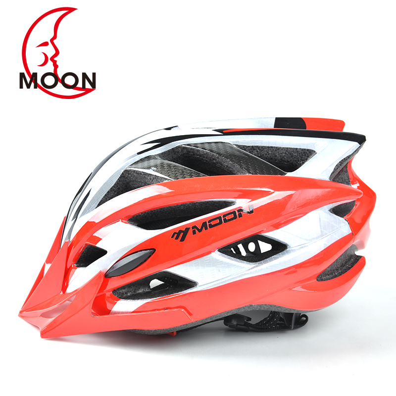 Moon Carbon Fiber Mountainous Bike Helmet