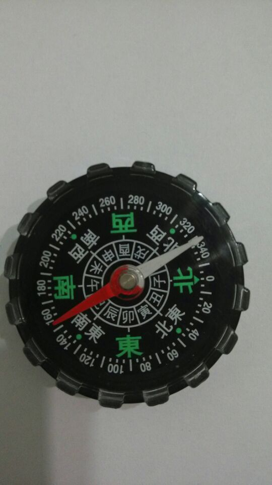 DDM/daidaimei outdoor portable compass compass outdoor products