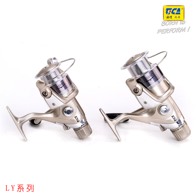 Tijia Rocker LY Series Rear Brake Spinning Fish Roller Fish Roller Roller Roller Fishing Gear