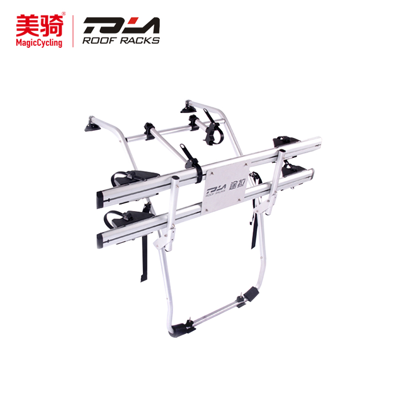 Tula car two-seater bicycle frame mount mountain top frame top-mounted