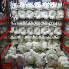 毛绒布艺类玩具