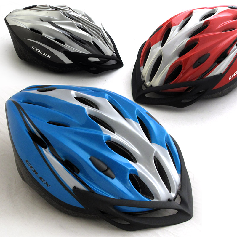 Golex Mountain Highway Bicycle Riding Helmet Riding Equipment 18 Holes Large Size