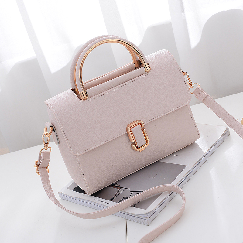 Summer New Small Bag Women's Bag 2019 New Chao Han Edition Women's Single Shoulder Bag Slant Bag Fashion Hundreds of Ins