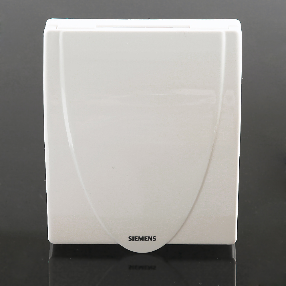 Siemens switch socket panel authentic vision elegant white waterproof box (universal)