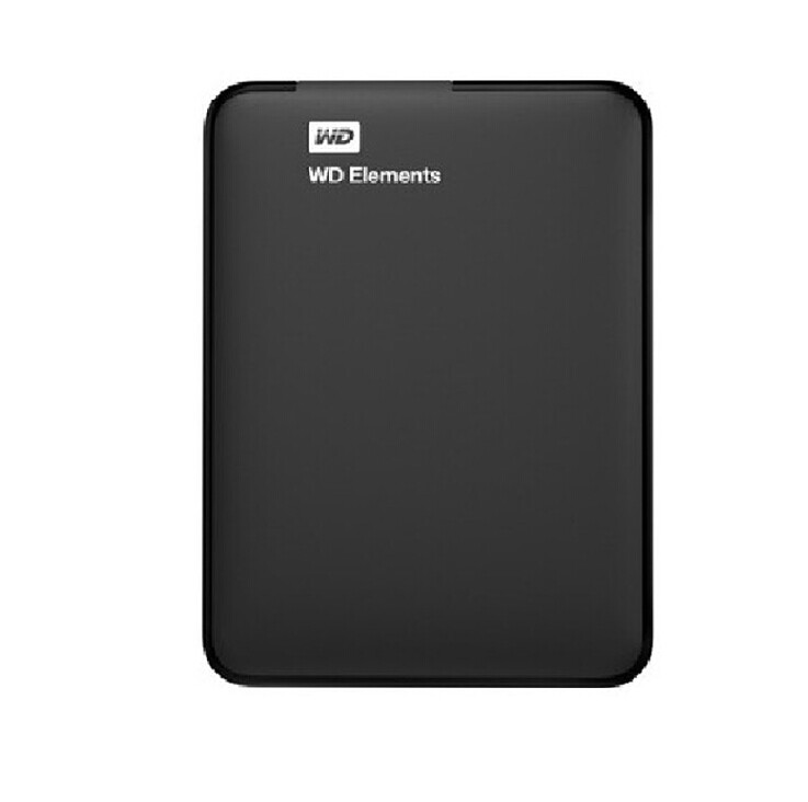 Western Data New Element 2.5 inch 1TB Western USB 3.0 Large Capacity 1T Mobile Hard Disk Compatible Mac