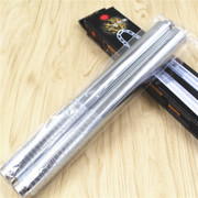 Package stainless steel double bar two in one combination of actual combat flat head double cut rod