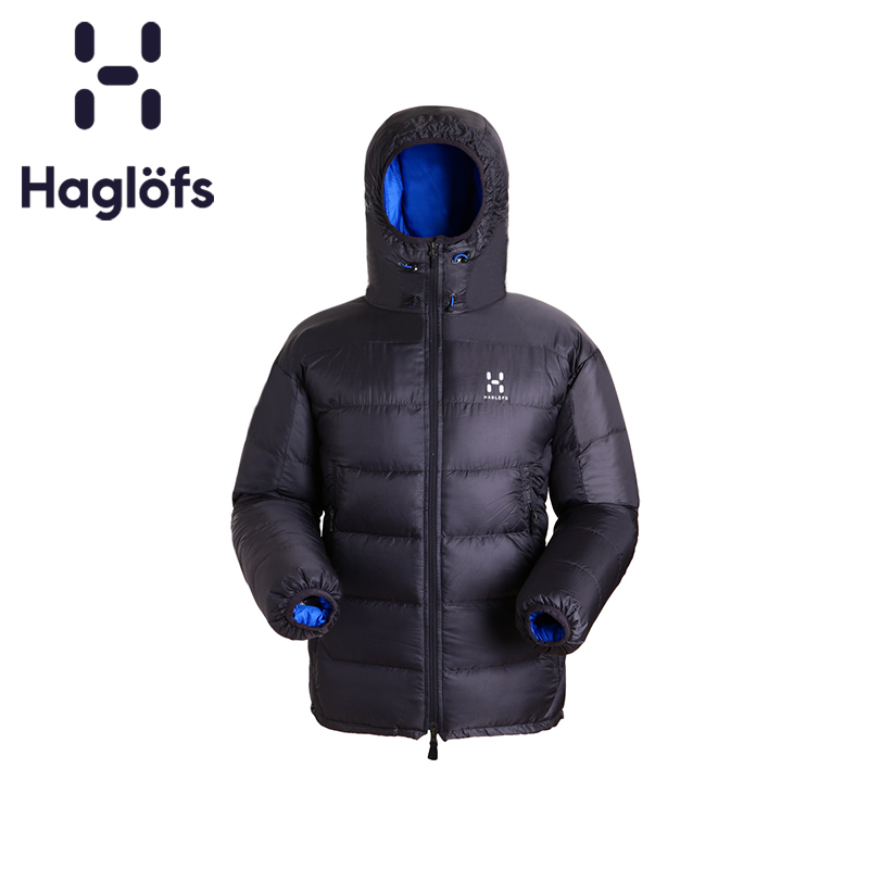[The goods stop production and no stock][The goods stop production and no stock]Haglofs matchstick outdoor men's outdoor sports anti-water warm wear down jacket 601819