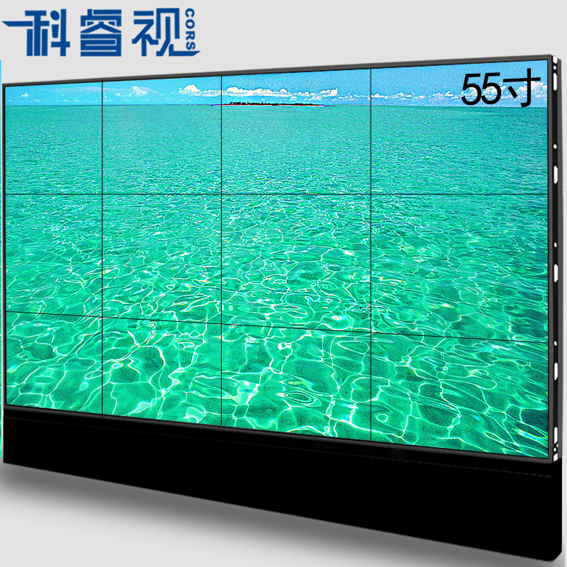 Corex Samsung 43/46/49/55 inch LCD spliced screen TV wall led monitor seamless