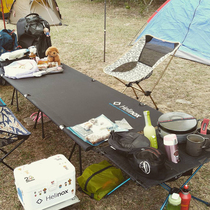 Players equip Helinox Cot One MAX Mountaineering Self-Driving Hiking Camping Outdoor Edition 牀