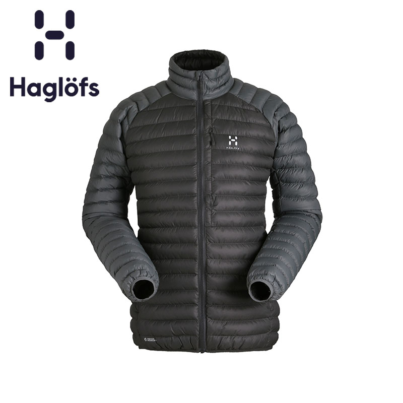 Haglofs match stick men's outdoor cotton suit windproof warm jacket breathable and breathable slim lightweight 603156
