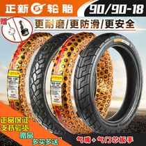 Zhengxin tire 90 90 90-18 motorcycle vacuum tire 100 80-18 tire off-road tire 100 90-18