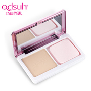 Qdsuh wet and dry finishing powder lasting moisturizing Concealer & dry powder powder for beginners