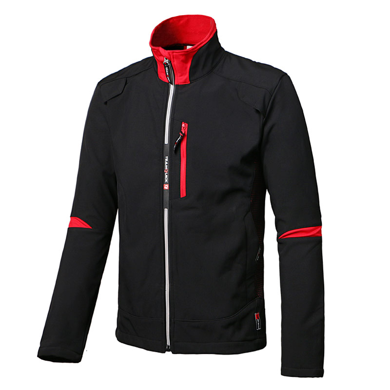 Mountain bike cycling suit in autumn and winter