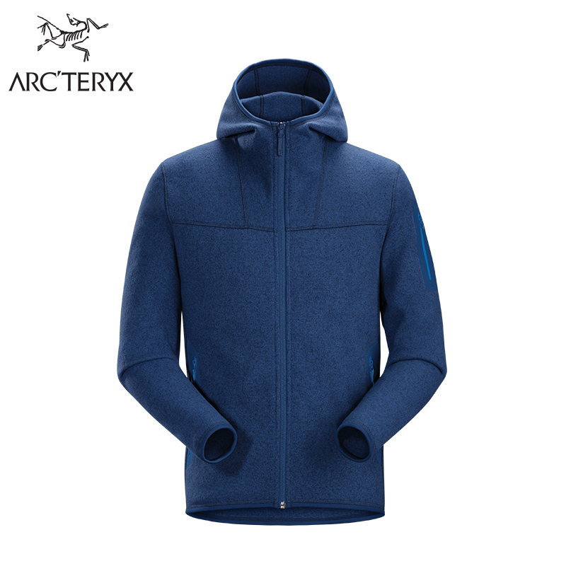 Arcteryx Archaeopteryx men's casual warm grab jacket Covert Hoody