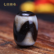 The fidelity Tibet beads Huya barrel bead to the pure natural old old beads chain with beads DIY mine hand
