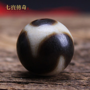 Fidelity Tibet beads beads to pure ore Huya old beads natural old mine DIY bracelet with beads