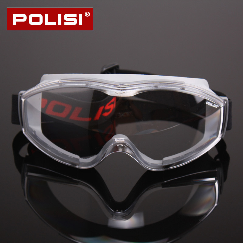 POLISI goggles, dust-proof, sand-proof, shock-proof and fog-proof protective eyewear, myopic Motorcycle Glasses for men and women