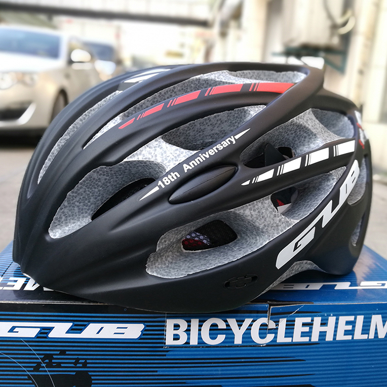 GUB SS bicycle helmet super-light integral moulding mountainous bicycle helmet riding equipment with insect-proof net for men and women