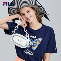 FILA Fila official high round the same womens bag 2020 summer trend womens bag