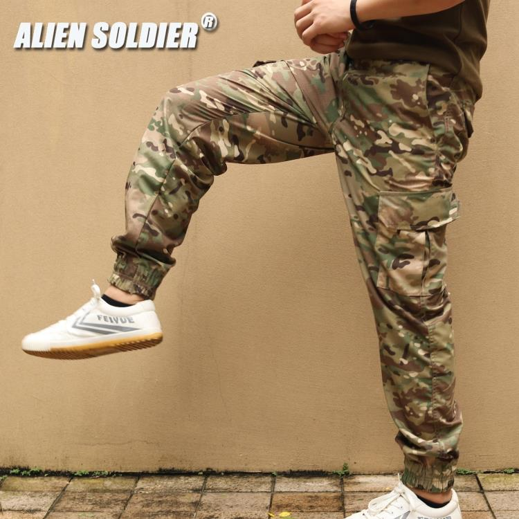 Genuine American CP Tactical Trousers Outdoor Apparel MC Camouflage Army Trousers Bottom Trousers Male in Spring and Autumn
