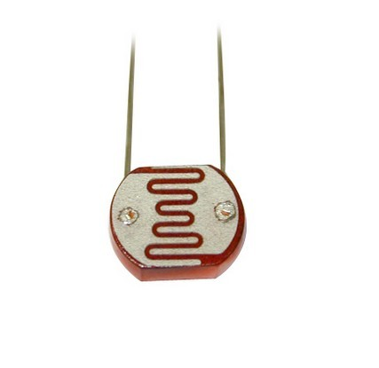 Htm|5527 Photoresistor photoelectric switch Photoelectric sensor 5MM (20 only 2.5 yuan)