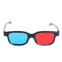 Rouge et bleu 3d lunettes ordinateur téléphone portable tempête vidéo TV film 3D stéréo lunettes pour myopia universel