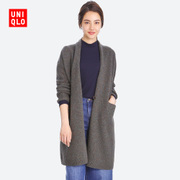Women's wool coat color (sleeve) 400466 of its UNIQLO