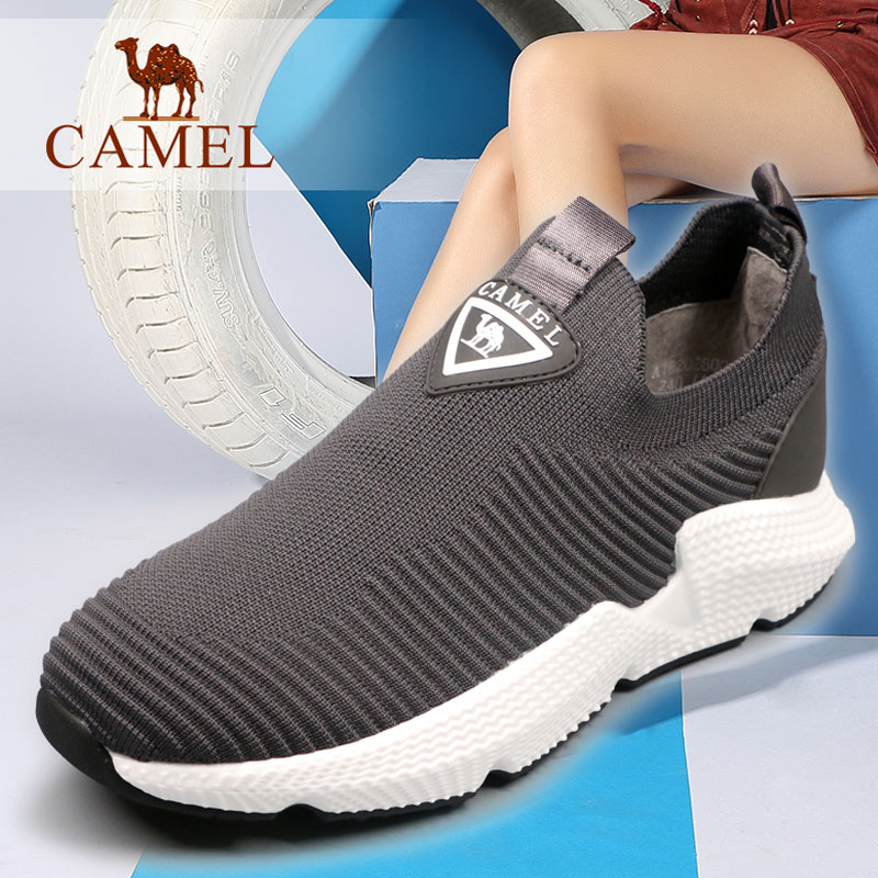 Camel/Camel women's shoes 2018 summer new light and comfortable breathable fashion sports and leisure travel shoes