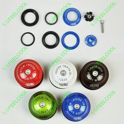 Recommendation of 44MM Colour Built-in Wrist Front Fork Bowl Component for Bicycle Road Bike Mountain Bike Dead-flying Vehicle