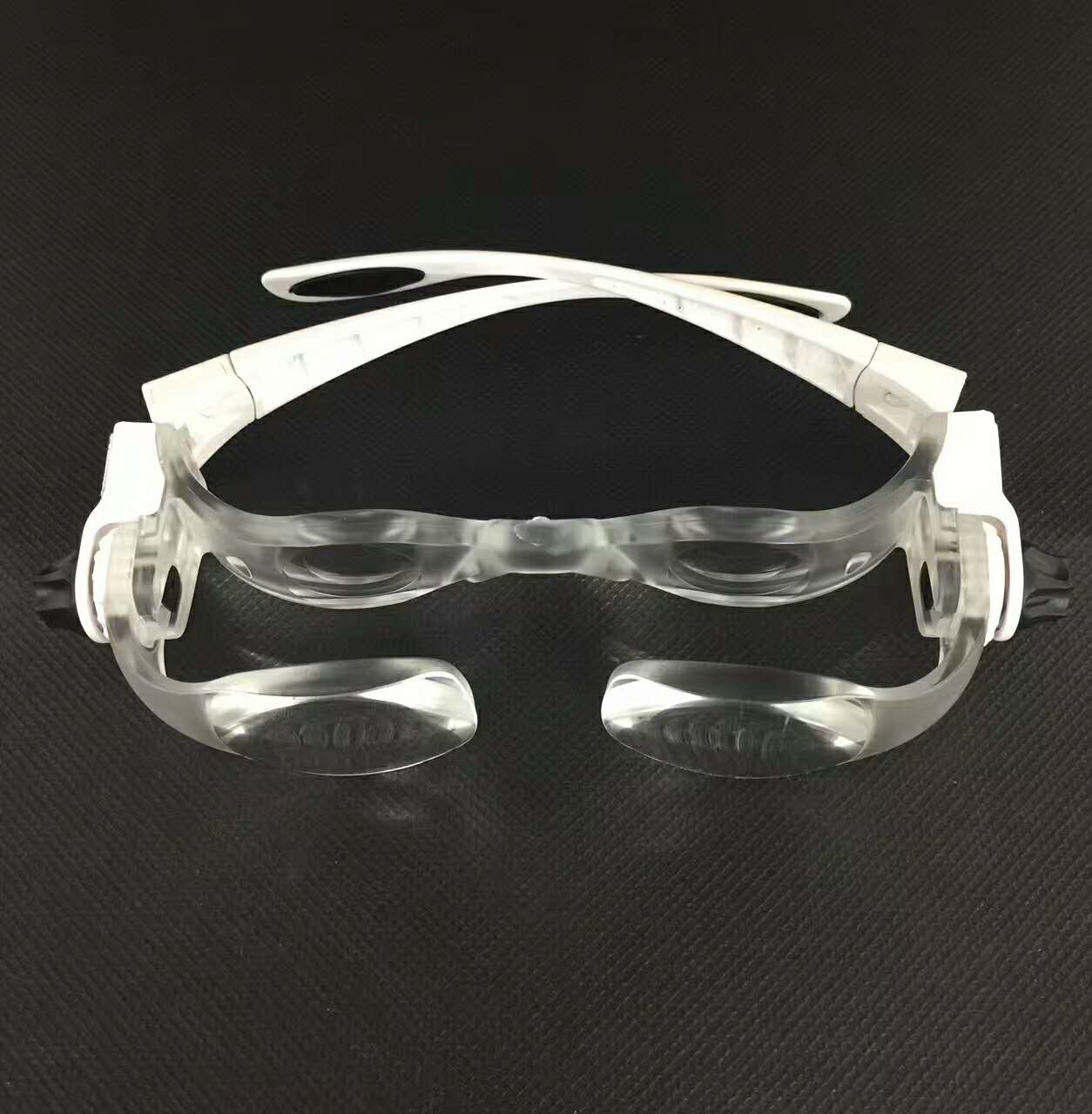 New glasses type headwear reading newspapers watching mobile video 3D theater 7102-360