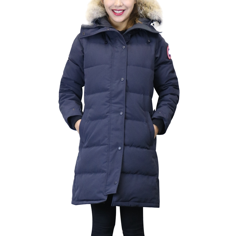[The goods stop production and no stock][The goods stop production and no stock]Canada goose Canada Goose Shelburne Parka Down Jacket Women 3802L