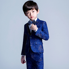 Children's suit baby suit jacket boy's small suit children's wedding flower girl's dress 2020 new spring clothes