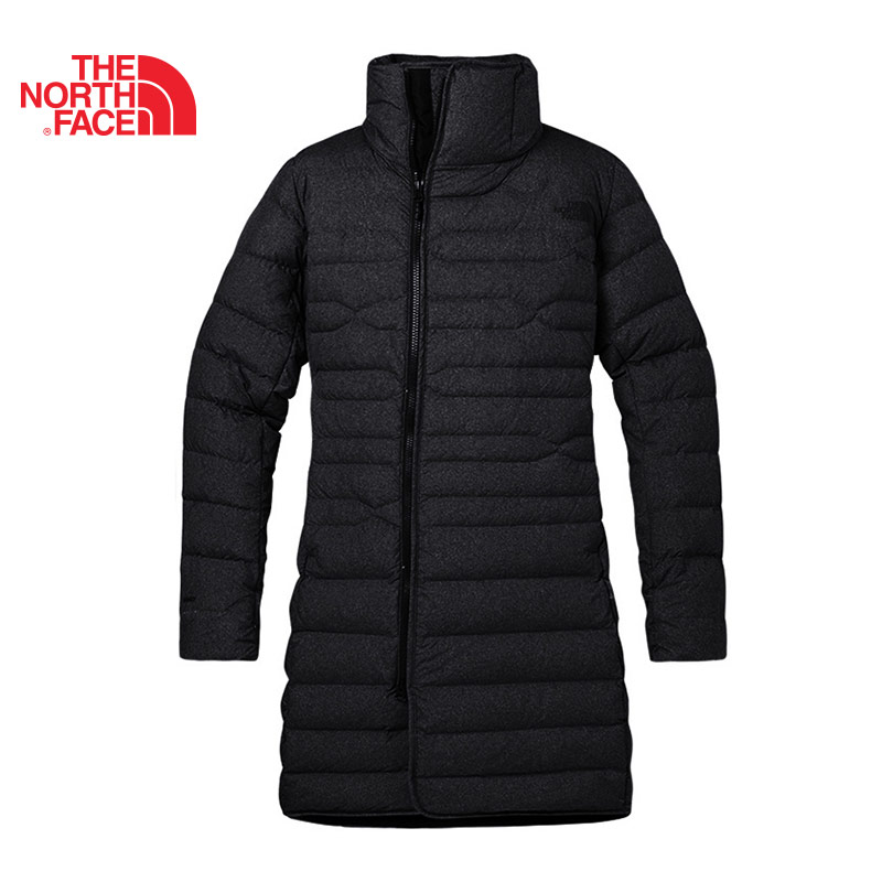 Clearance TheNorthFace/Northern Outdoor Lady Long Lightweight 550 Peng Warm Down Jacket 2UEZ