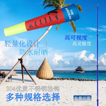 Paragliding wind-powered umbrella flight wind direction triangular wing aircraft model dedicated to rotating multi-size air bag