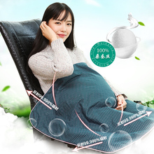 Radiation-proof clothing for pregnant women blanket blanket cover blanket authentic pregnant clothes female belly pocket apron computer work invisible summer