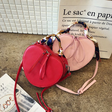 Fashion trend female bag peach heart small bag individual s