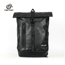 TECTOP probe outdoor simple shoulder bag large-capacity USB charging port travel 揹 leisure climbing bag