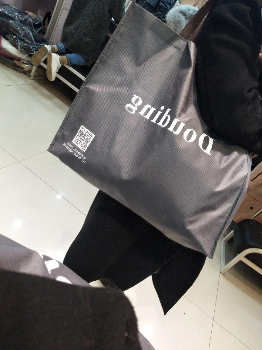 Unwoven cloth bags custom-made handbags custom-made environmental protection bags film bags canvas bags custom advertising bags spot wholesale