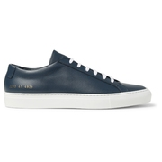 COMMON PROJECTS 2020新品男亮面皮休闲鞋NET-A-PORTER