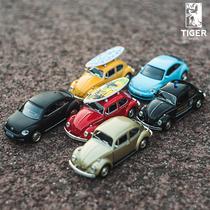 Simulation Volkswagen Coccinelle voiture Alliage voiture modèle pullback voiture garçon enfant jouet voiture modèle voiture
