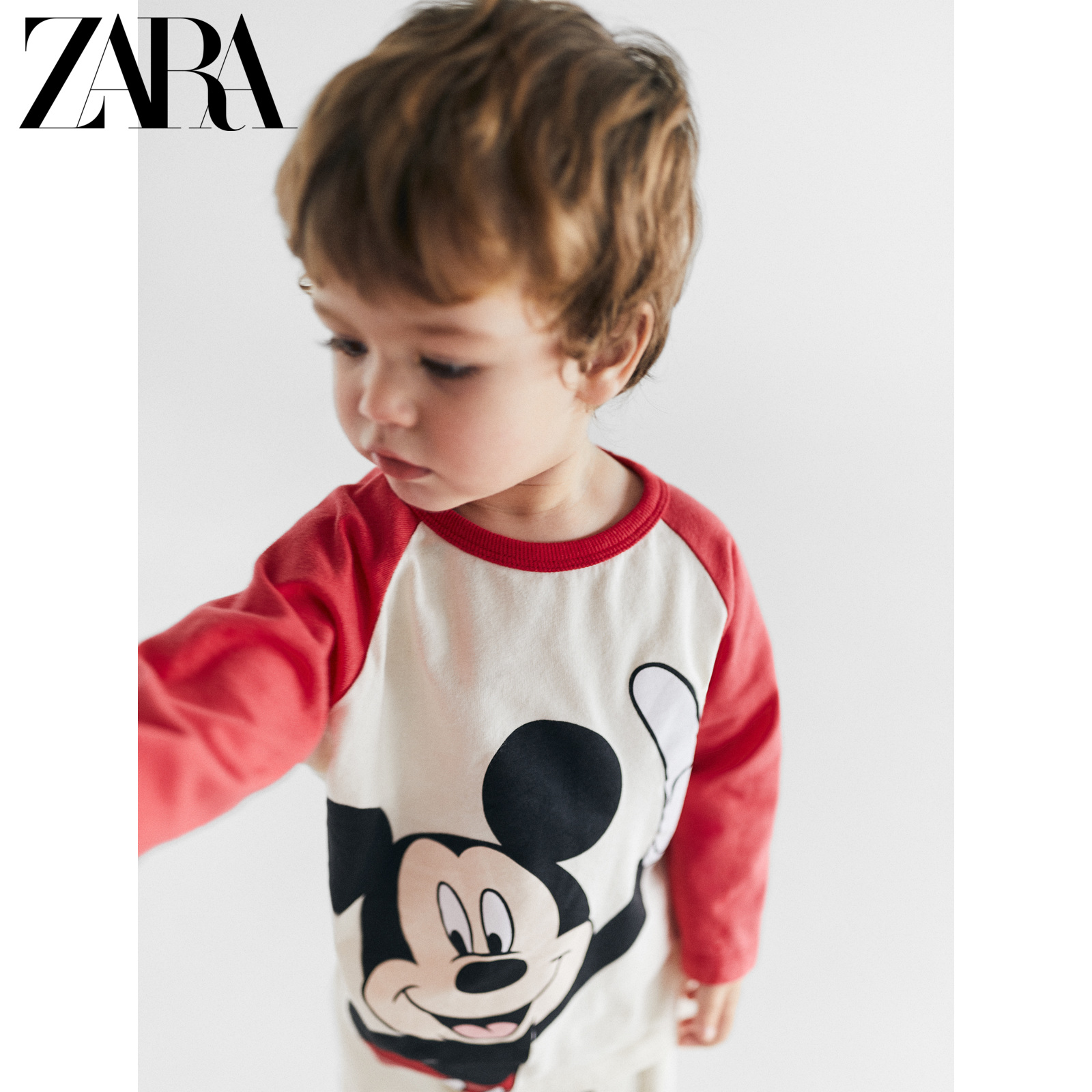 Zara New Year's mouse baby boy © Disney Mickey Mouse T-shirt 03337501600