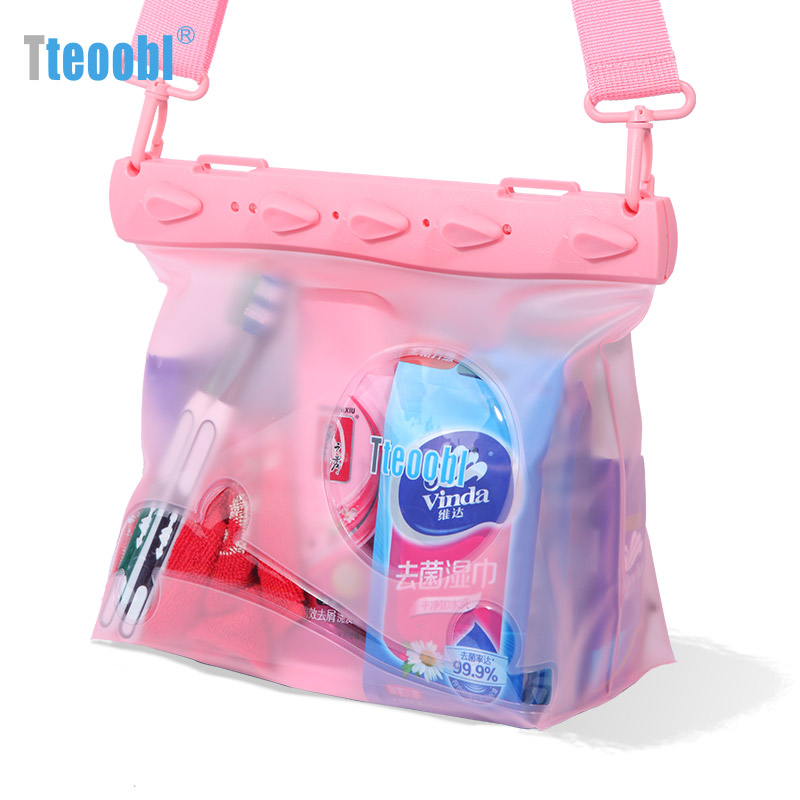 Tebie 819A beach swimming waterproof bag camera phone waterproof bag fashion diving set drifting bag high quality