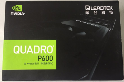 New Litai QUADRO P600 Professional Cartographic Card